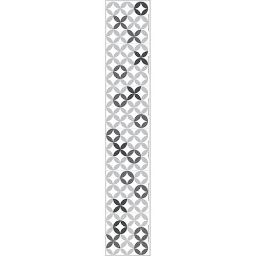 Autocollant effet Carreau de ciment XOXO