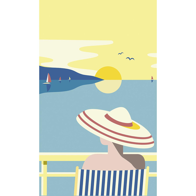 panoramique bain de soleil